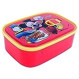 Disney Mickey Lunch Box, 790ml, Orange/Yellow