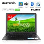 "MioMundo Notebook Slim 13.3"" 160Gb. P..."