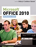 img - for Microsoft Office 2010: Introductory (Shelly Cashman) book / textbook / text book