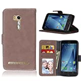 BONROY® Tasche Hülle für Handyhülle für Asus ZenFone