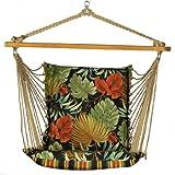 Algoma 1500-6683 Hanging Soft Cushion Chair, Tropique Raven