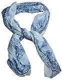 Womens Paris Soft Neck Wrap Option Style and Color Muffler Scarf