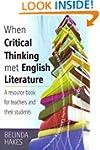 When Critical Thinking met English Li...