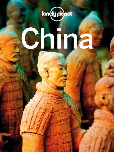 Chow, Eimer, Harper, Kelly, Kohn, Lonely Planet, Low, Mayhew, McCrohan  Chen - Lonely Planet China
