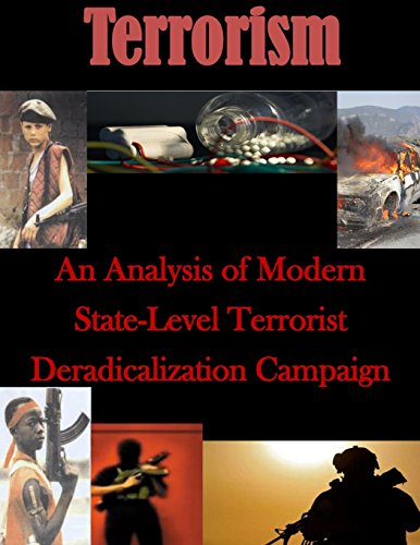 An Analysis of Modern State-Level Terrorist Deradicalization Campaign (Terrorism)