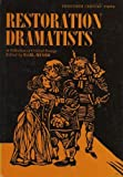 img - for Restoration Dramatists : Twentieth Century Views : A Collection of Critical Essays book / textbook / text book