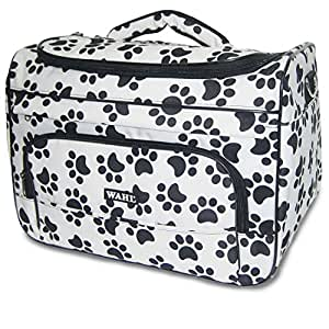 Wahl Professional Animal Paw Print Travel Tote