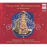 Festliche Weihnachten in Dresden