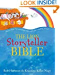 The Lion Storyteller Bible with CD's