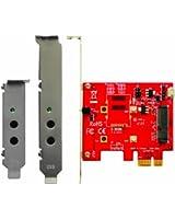 玄人志向 インターフェース miniPCIe用カードtoPCI-E X1 MPCIE-PCIEX1