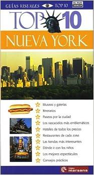 Nueva York Top 10 / Eyewitness Top 10 Travel Guide to New