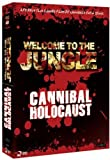 echange, troc Coffret Horreur : Cannibal holocaust  / Welcome tot the jungle