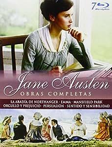 Jane Austen: Obras Completas [Blu-ray]: Amazon.es