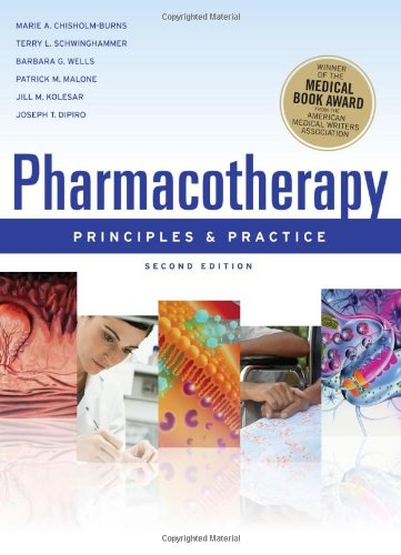 Pharmacotherapy Principles and Practice, Second Edition...