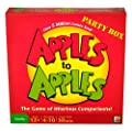 Apples to Apples Party Box - The Game of Crazy Combinations (Family Edition) by Mattel Games