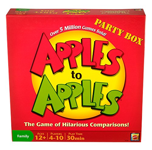 Apples to Apples  The Game of Crazy Combinations