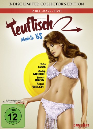 Teuflisch [Blu-ray] [Limited Collector's Edition] [Limited Edition]
