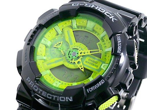 Casio CASIO G shock g-shock watch GA 110B-1 A 3 parallel imported goods