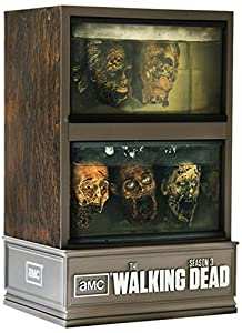 The Walking Dead - L'intégrale de la saison 3 [Édition limitée ultime Blu-ray]