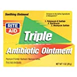 Rite Aid Triple Antibiotic Ointment, 1 oz