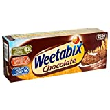 Weetabix chocolate 10/12 biscuits