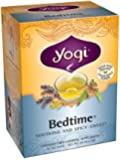 Yogi Bedtime Tea, 16 Tea Bags (Pack of 6)