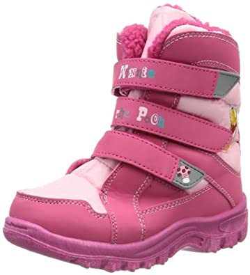 Winnie Pooh Girls WIN GROOVE Snow Boots Pink Pink (13) Size: 8.5