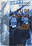 Vu de droite : Anthologie critique de...