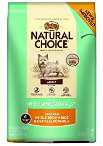Nutro Natural Choice Dog Food Amazon
