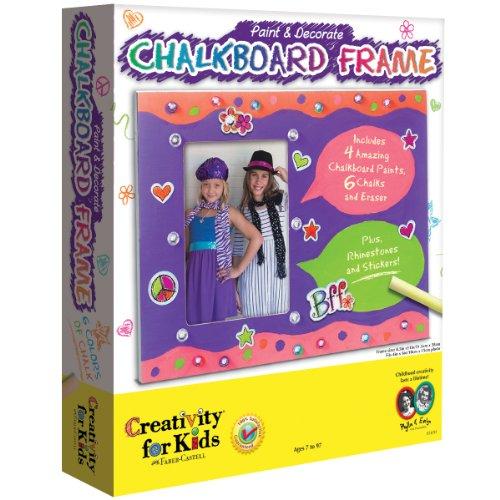 Creativity for Kids Chalkboard Frame - 1