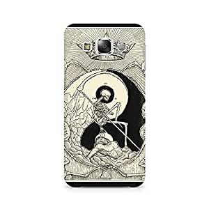 Mobicture Girl Art Premium Printed Case For Samsung Grand 3 G7200