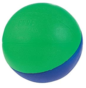 POOF-Slinky 850BL POOF 7-Inch Foam Basketball, Assorted Colors by Poof TOY (English Manual)