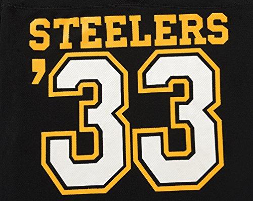 buy popular 3ea60 efee7 Get the Women's '33 Pittsburgh Steelers Pink Victoria's ...