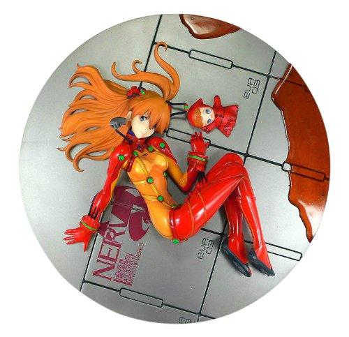 式波・アスカ・ラングレー テストスーツ (1/6スケール ポリストーン製塗装済完成品)