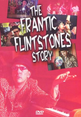 Frantic Flintstones Story [DVD] [Import]