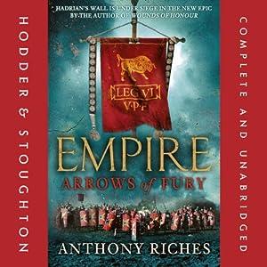 Arrows of Fury: Empire ll Audiobook