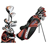Wilson X31 Steel Package Set Mens package set - Right Hand Hybrid Regular package set
