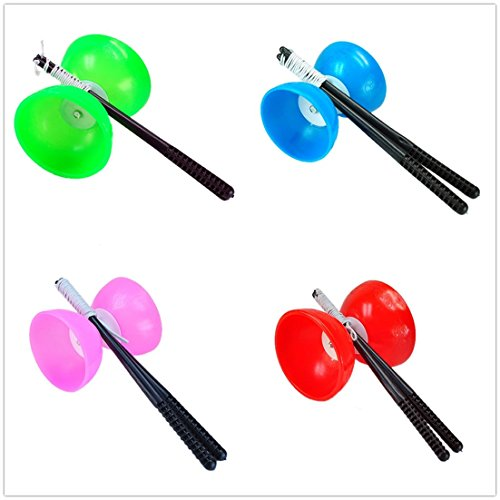 Kalevel-New-Funny-Medium-38-Chinese-Yoyo-Diabolo-Pro-Toy-Juggling-Spinning-for-Kids-Adult-Men-WomenDad-Mom-with-Hand-Sticks-String-Rubber-Exercises-Fitness-Gym-Equipment-Educational-Toys