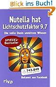 Nutella hat Lichtschutzfaktor 9,7