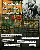 Nicolas Guillen Landrian en 3-D (Spanish Edition)