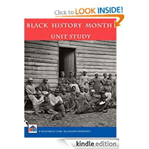 Black History Month Unit Study