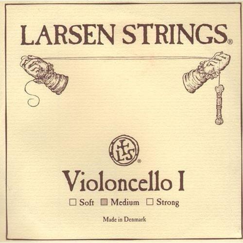 Larsen Cello A String 1/4 Size Medium