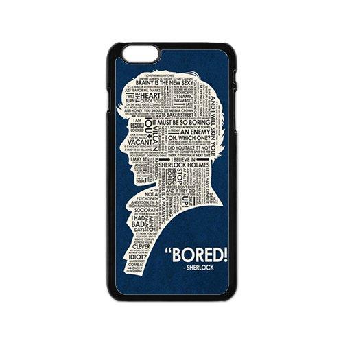 Sherlock on Pinterest Phone Case for iPhone 6 Case