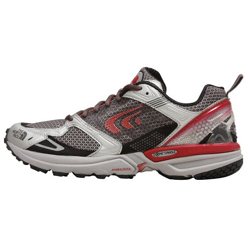 dbd27e9afc7 North Face Double Track Mens Size 11 Gray Synthetic Trail Running Shoes