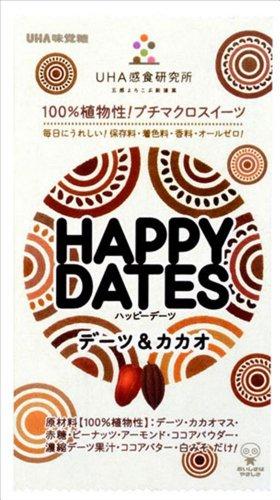 HAPPY DATES デーツ&カカオ 1個×10個