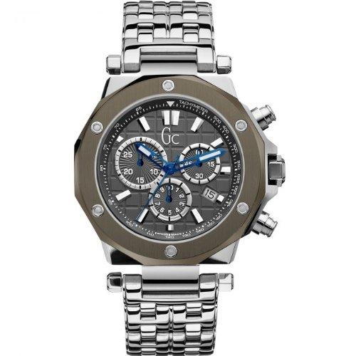 Reloj Guess Collection Gc Chrono X72009g5s Hombre Gris