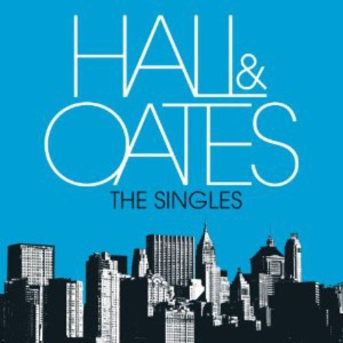 CD : Hall & Oates - Singles (CD)