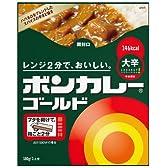 大塚食品 ボンカレーゴールド 大辛 180g×10個