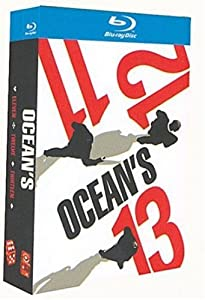 Ocean's Eleven + Ocean's Twelve + Ocean's 13 - Coffret 3 Blu-Ray [Blu-ray]