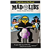 Mad Libs®: On The Road Word Game Book